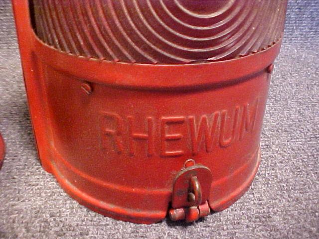 Rhewum Blitz lantern found in Bemidji MN