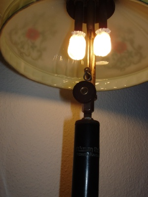 Ansicht Coleman CQ Table Lamp