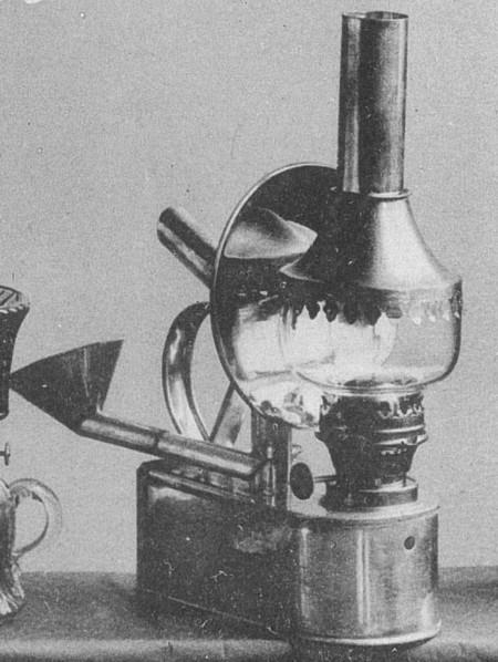 Backofenlampe von Freytag und Koch