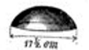 Oberles Petroleum-Backofenlampe: Schutzglas