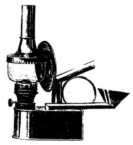 Backofenlampe von Kaestner