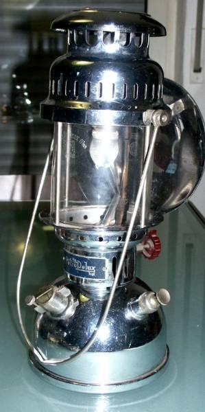 Petro Delux Lampe