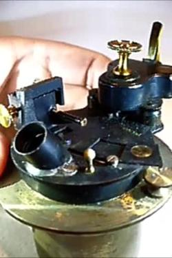 Video Auslösemechanismus Petroleumprober 2