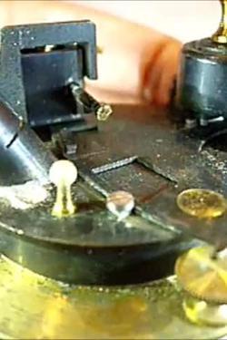 Video Auslösemechanismus Petroleumprober 1