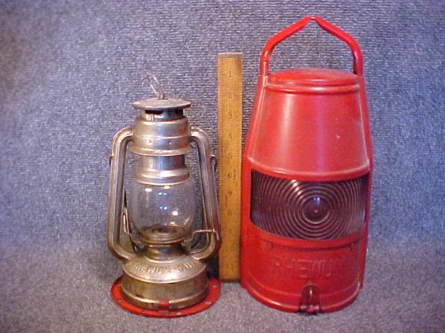Rhewum Blitz lantern found in Bemidji MN -1