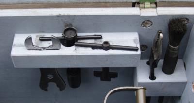 Werkzeug BVB Kocher