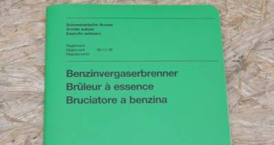 Anleitung zum BVB Kocher