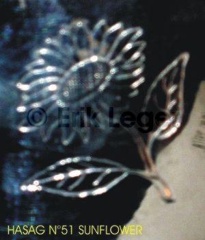HASAG 51 Sonnenblume Detail