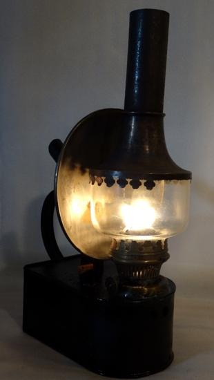 Oberles Petroleum-Backofenlampe: Inbetriebnahme Der Lampe 3