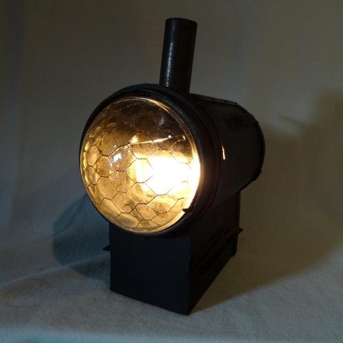 Lampe in Betrieb 2
